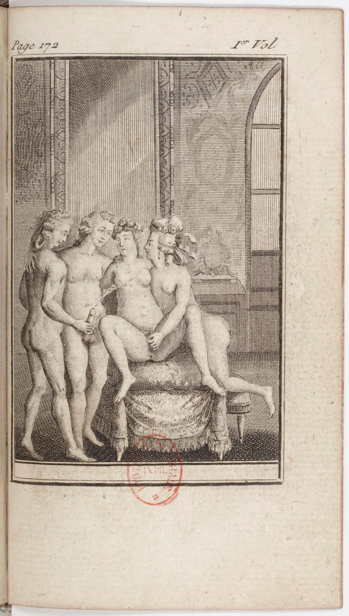 Illustration de <br/>La philosophie dans le boudoir